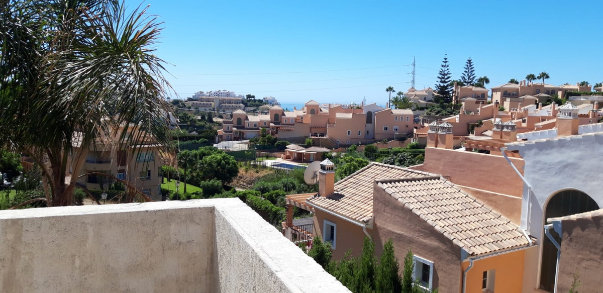 This is a unique opportunity to put your own stamp on this part constructed villa situated within a ,Spain