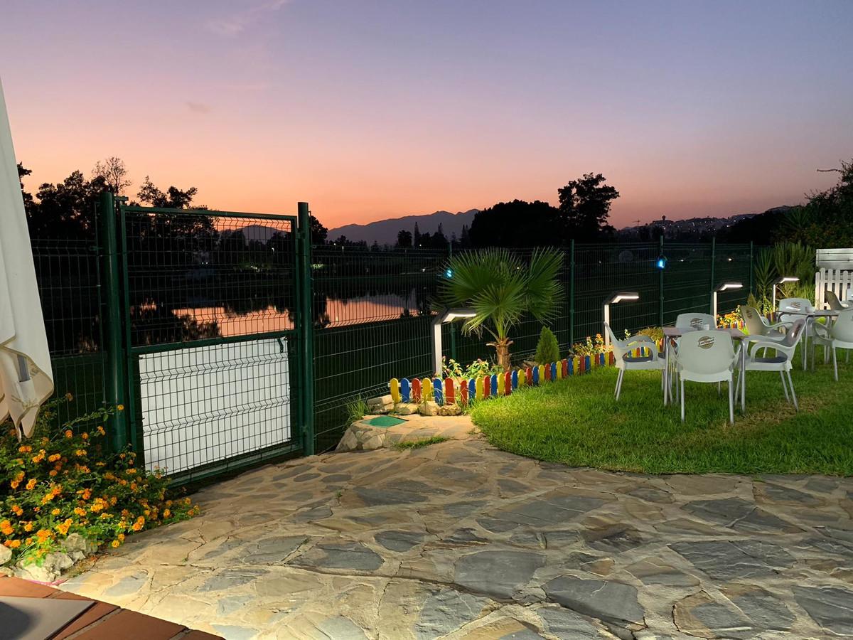 Restaurante  en venta en  Mijas Golf, Costa del Sol – R3353884