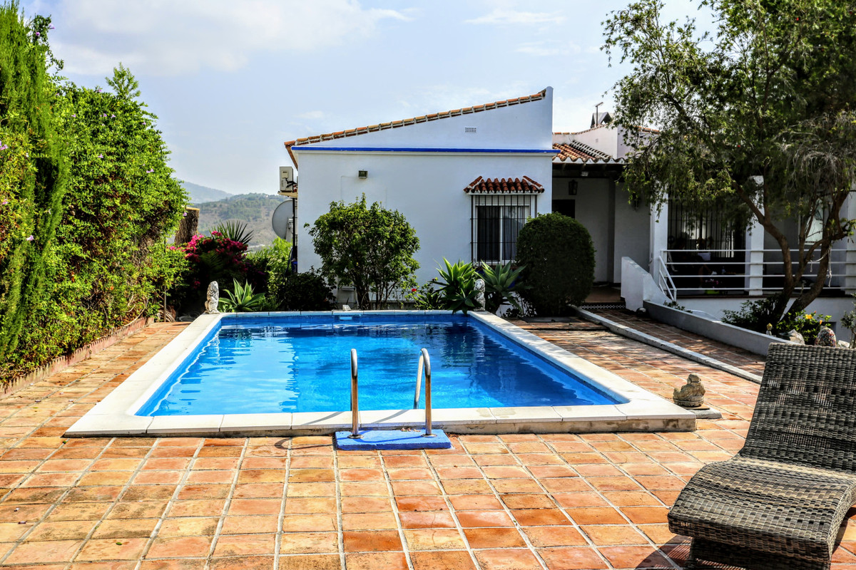 An attractive detached villa set on one level, with private swimming pool and low maintenance spacio, Spain