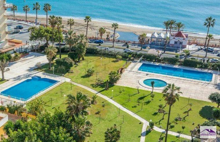 Middle Floor Studio, Benalmadena Costa, Costa del Sol. 1 Bedroom, 1 Bathroom, Built 29 m².  Setting , Spain