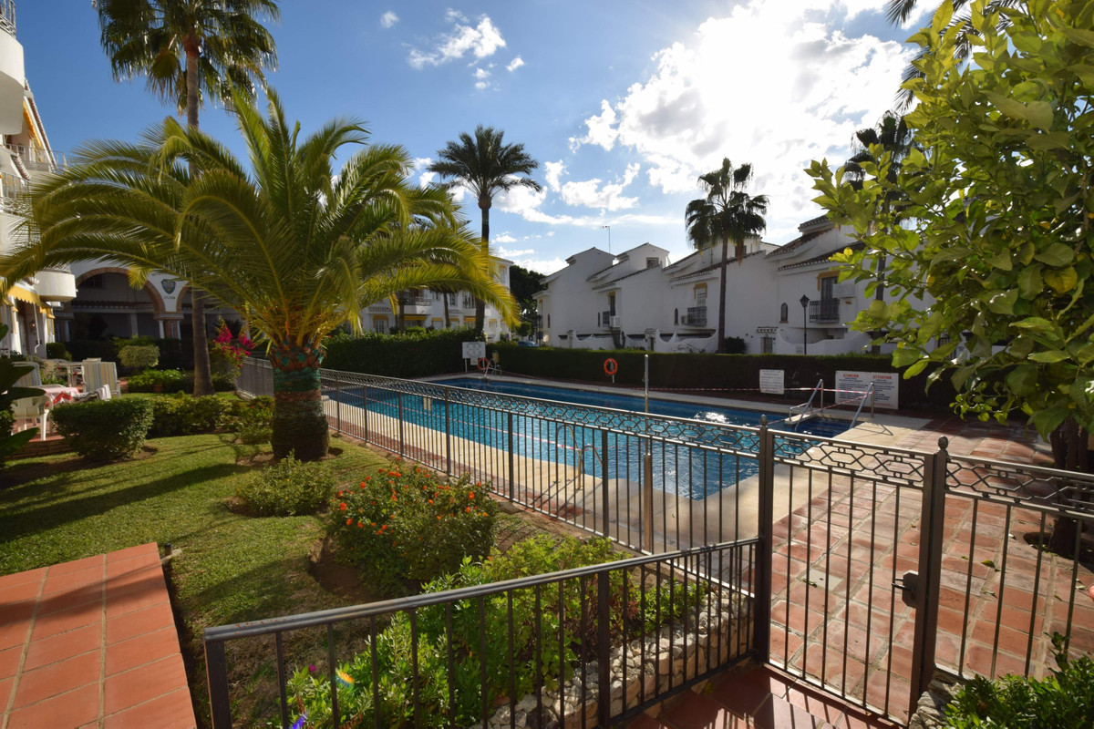 This is a rare opportunity to acquire a ground floor apartment in the popular beach side community o,Spain