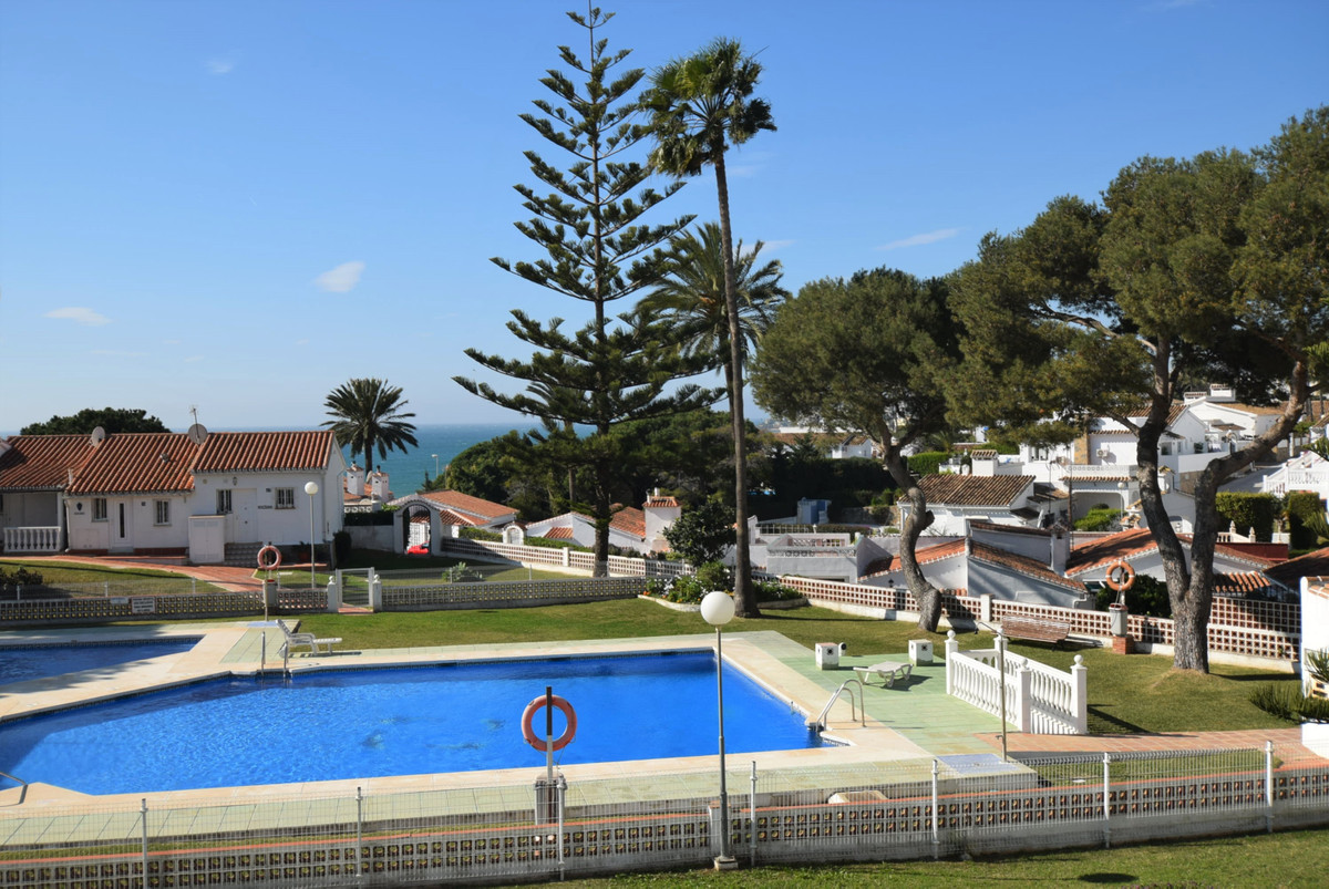 A completely refurbished apartment with sea and pool views located just a short walk into La Cala de,Spain