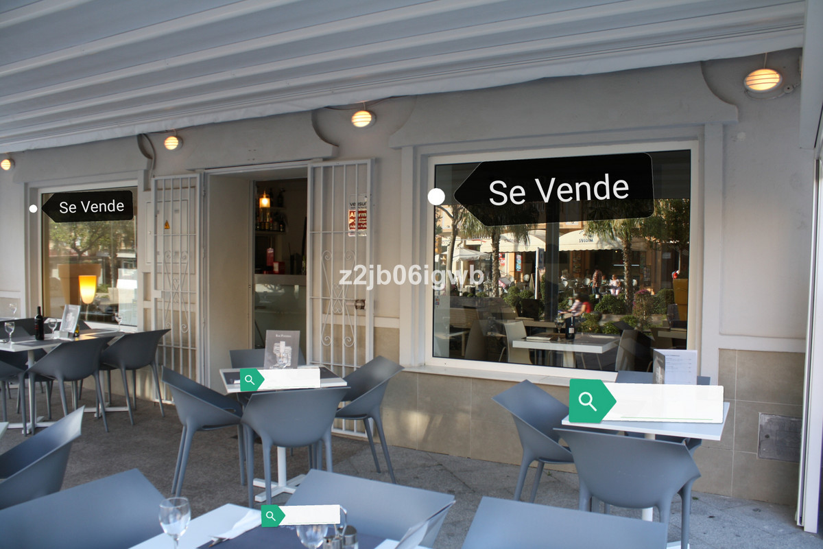 Commercial  Restaurant 													for sale  																			 in Arroyo de la Miel