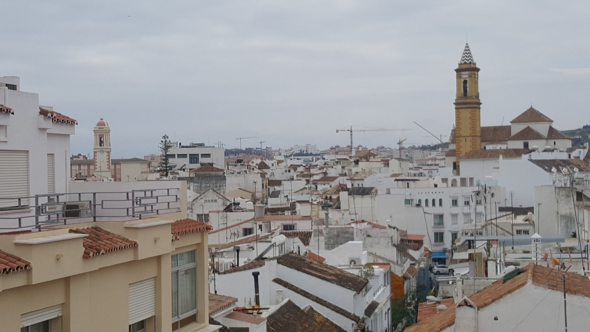 Building with 2 Floors and Commercial Premises, located  in the Historic Center of Estepona. Consist, Spain