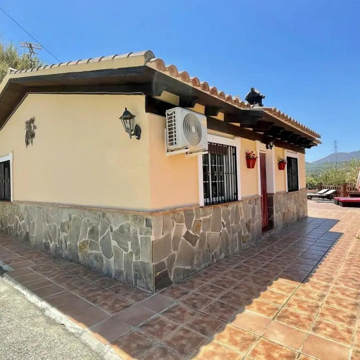Wonderful, cosy very private Finca in the Alhaurin el Grande countryside a few minutes drive from th,Spain