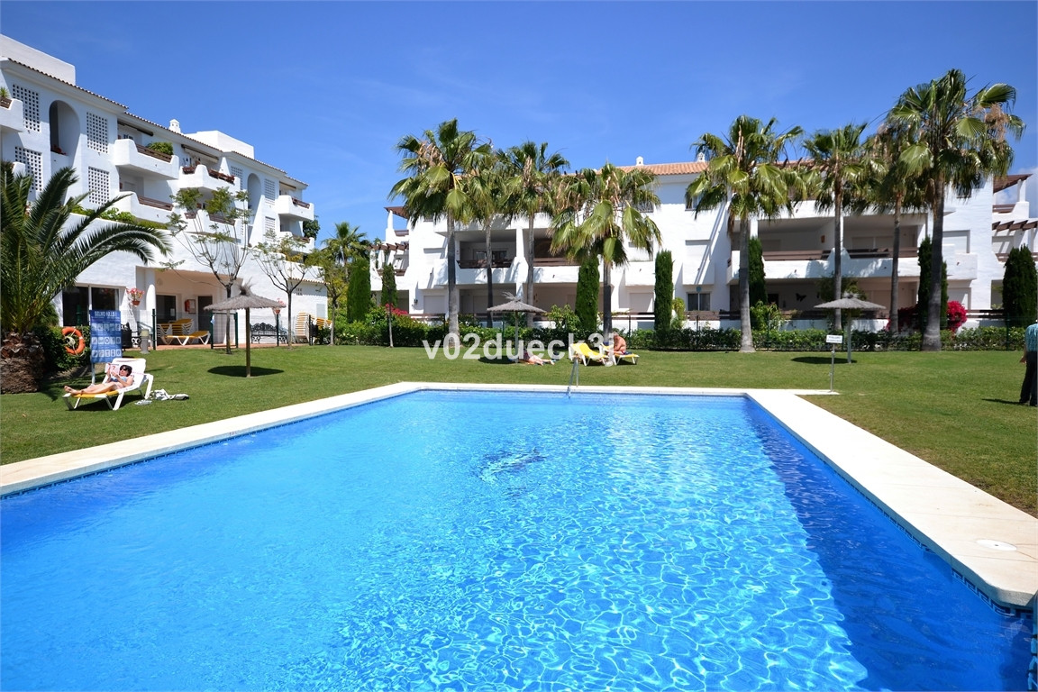 Nice home with three terraces! The apartment is located in an urbanization with large gardens, swimm, Spain