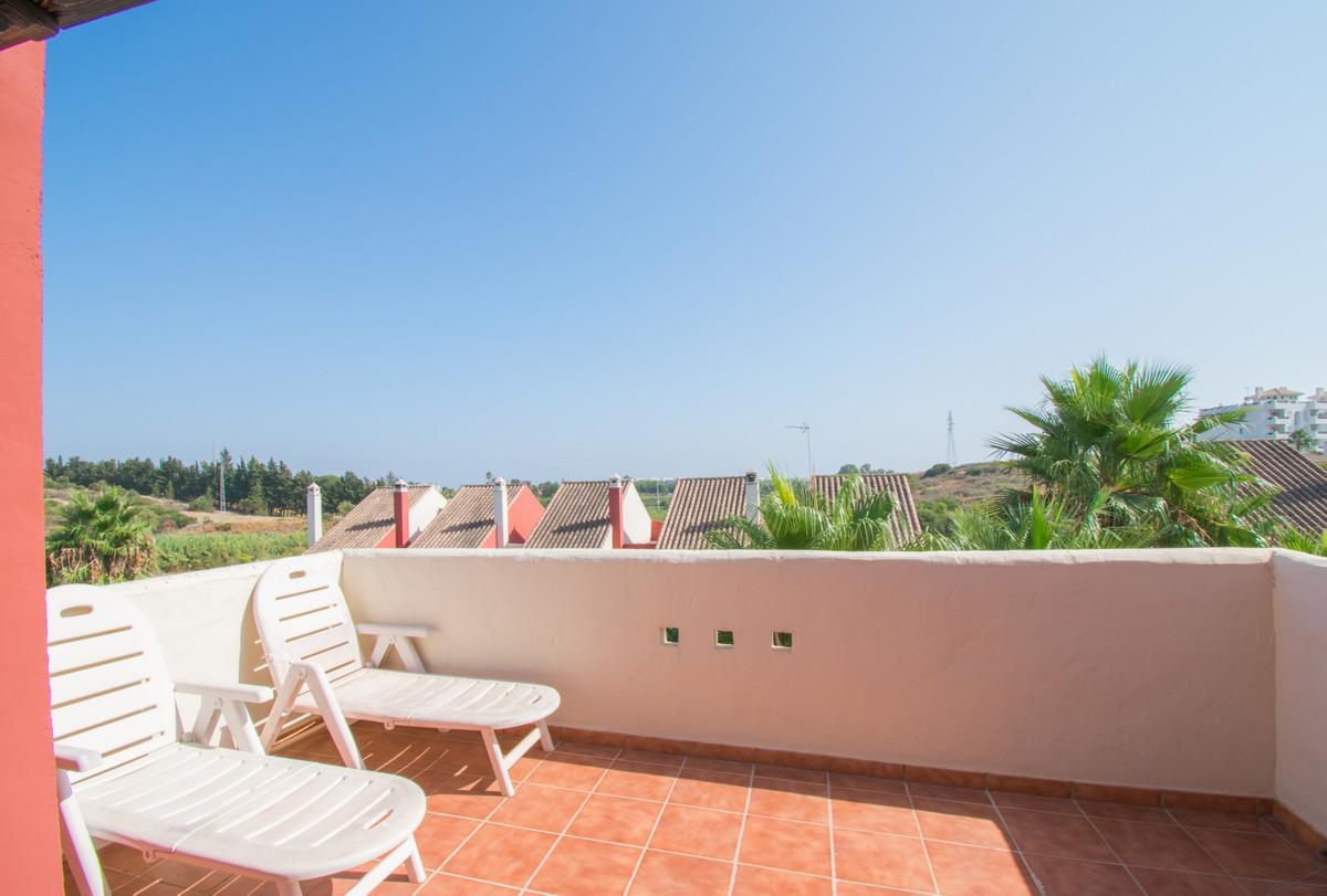A wonderful duplex apartment in New Golden Mile, between Estepona and Puerto Banus. The urbanization, Spain