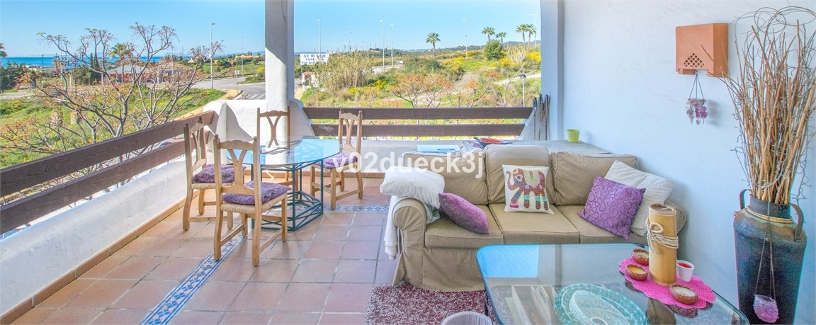 Fantastic apartment overlooking the coast of Africa and the rock of Gibraltar. The apartment is loca, Spain