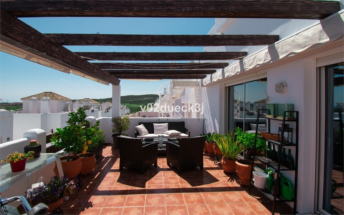 Penthouse with fantastic terraces.  A fantastic apartment with lovely views of the Mediterranean Sea Spain