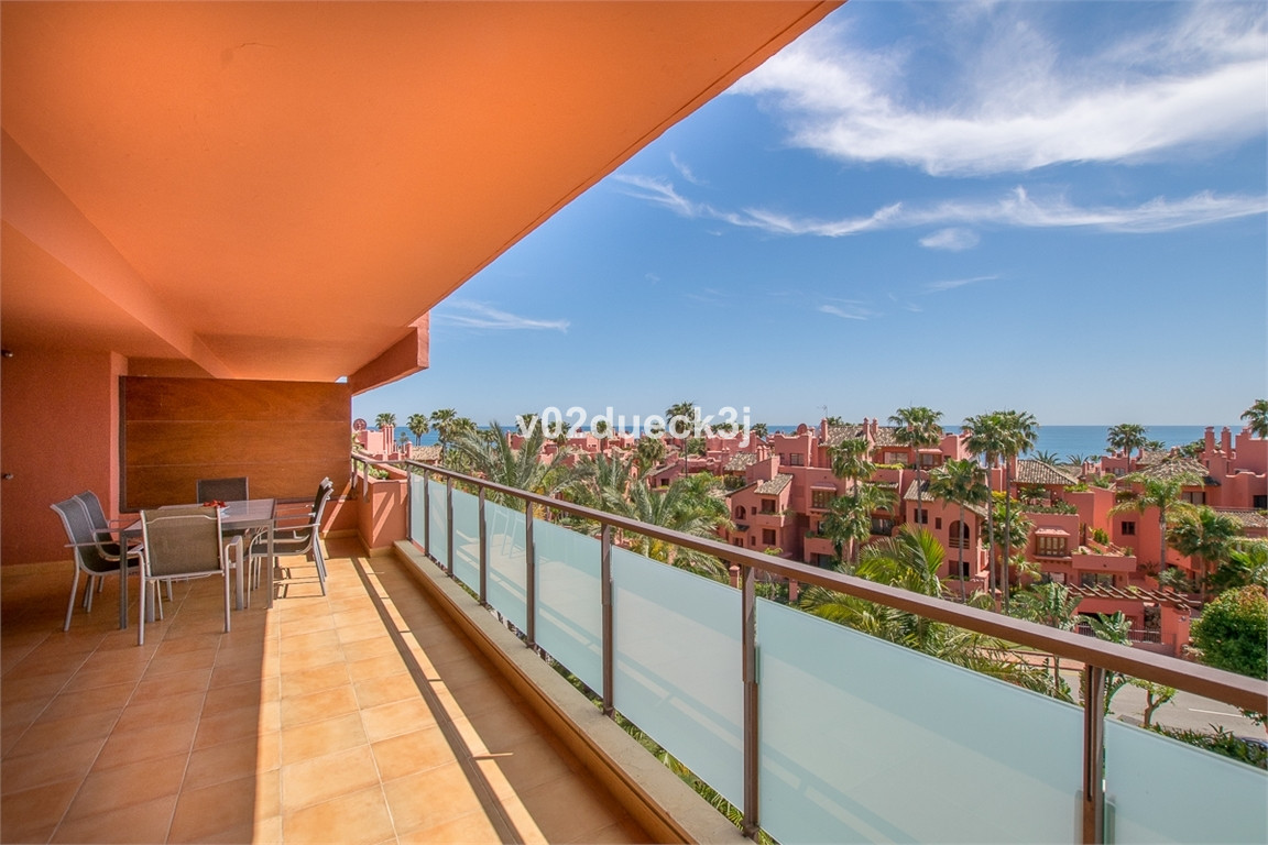 A large three bedroom apartment with beautiful views of the Mediterranean Sea, located 150 meters fr,Spain