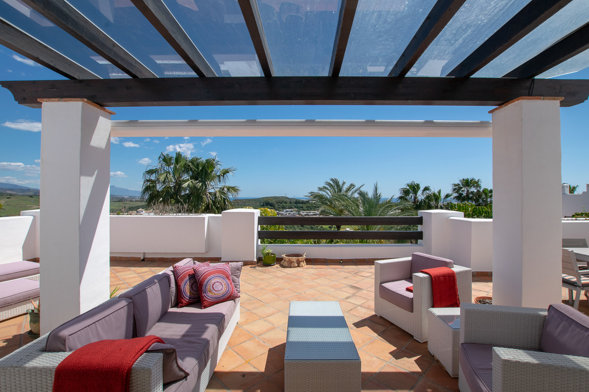 The penthouse consists of a bright and spacious living room, a modern and well-planned kitchen, two , Spain